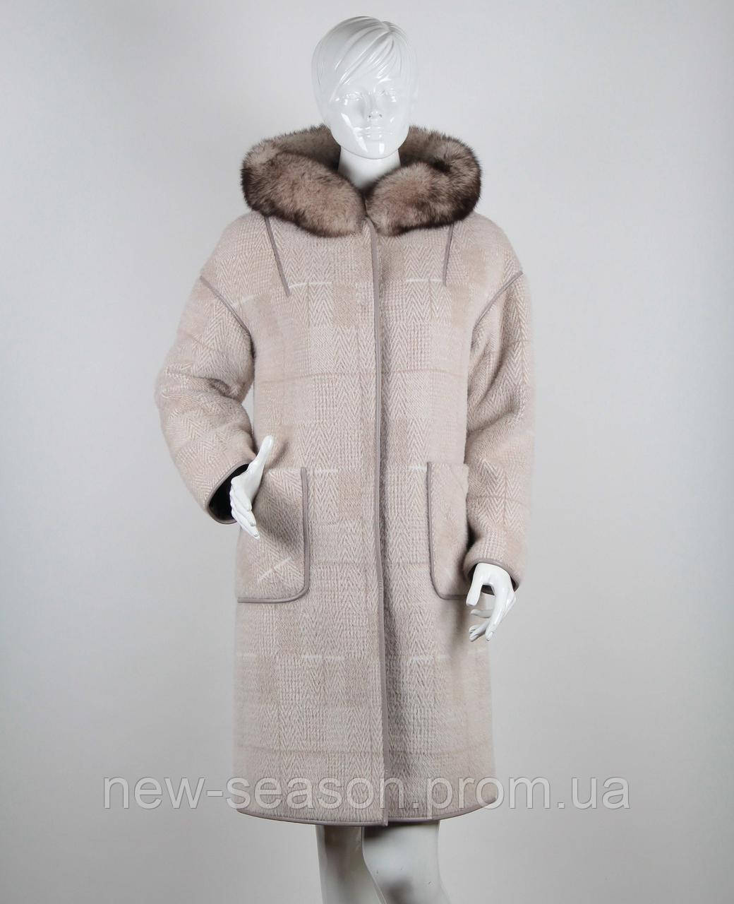 Двухстороннее зимнее шерстяное пальто LOSScidi YR970-1