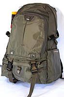Рюкзак большой городской Oiwas 2901 для ноутбука хаки, расцветки
