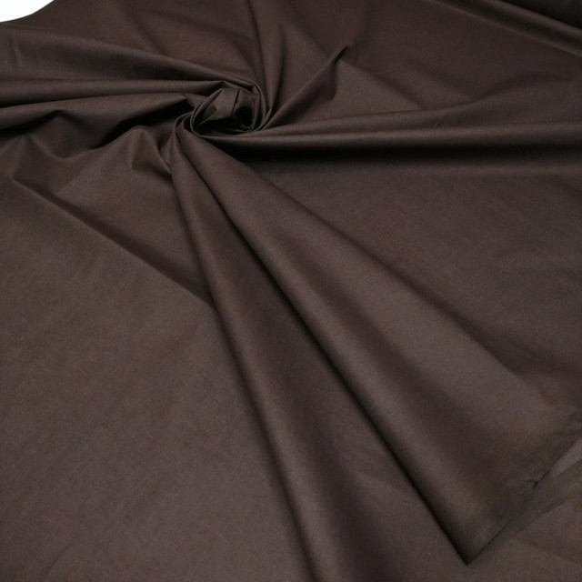 ткань бязь голд премиум шоколадный для постельного белья и домашнего текстиля