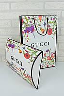 Подарочная упаковка в стиле Gucci (конверт и пакет)