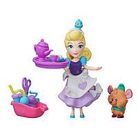 Маленька лялька Hasbro Принцеси Діснея Попелюшка і її друг (B5331-B5333)