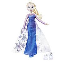 Кукла Hasbro Frozen Эльза с другом (B9199-B9201)