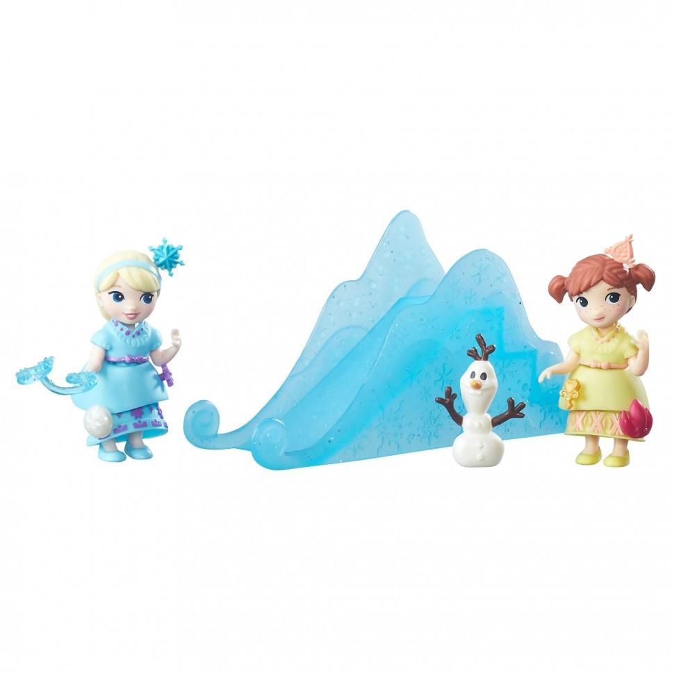 Ігровий набір Hasbro Frozen Холодне серце: Герої Snow Sisters Set (B5191-B7468)