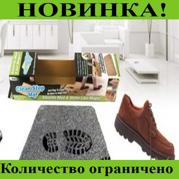 SALE! Супер-впитывающий при дверной коврик Super Clean mat!Розница и Опт