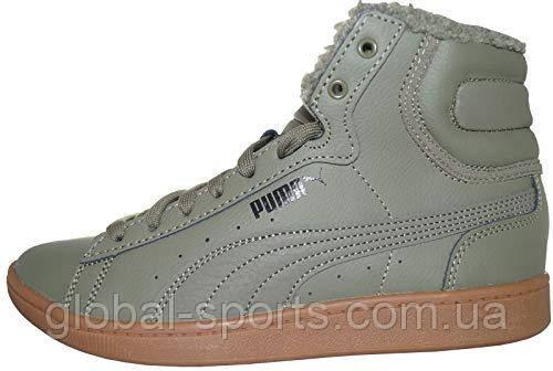 Женские зимние ботинки Puma Vikky Mid (Артикул: 36842402)