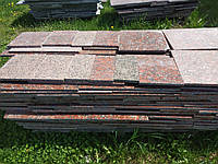 Брекчия гранитная полированная толщиной 17-20мм
