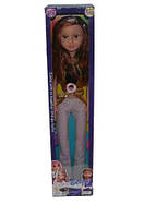 Кукла большая T648.IC  музыка, свет   82см