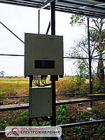 Мережева СЕС 30 кВт у с. Журавники  3