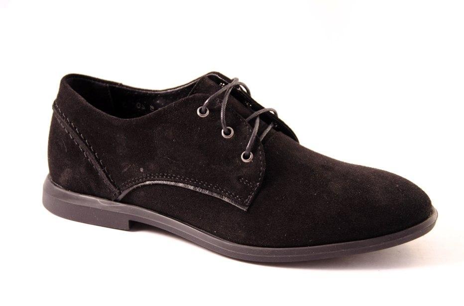 Туфли мужские черные Romani 5791115 р.40-45