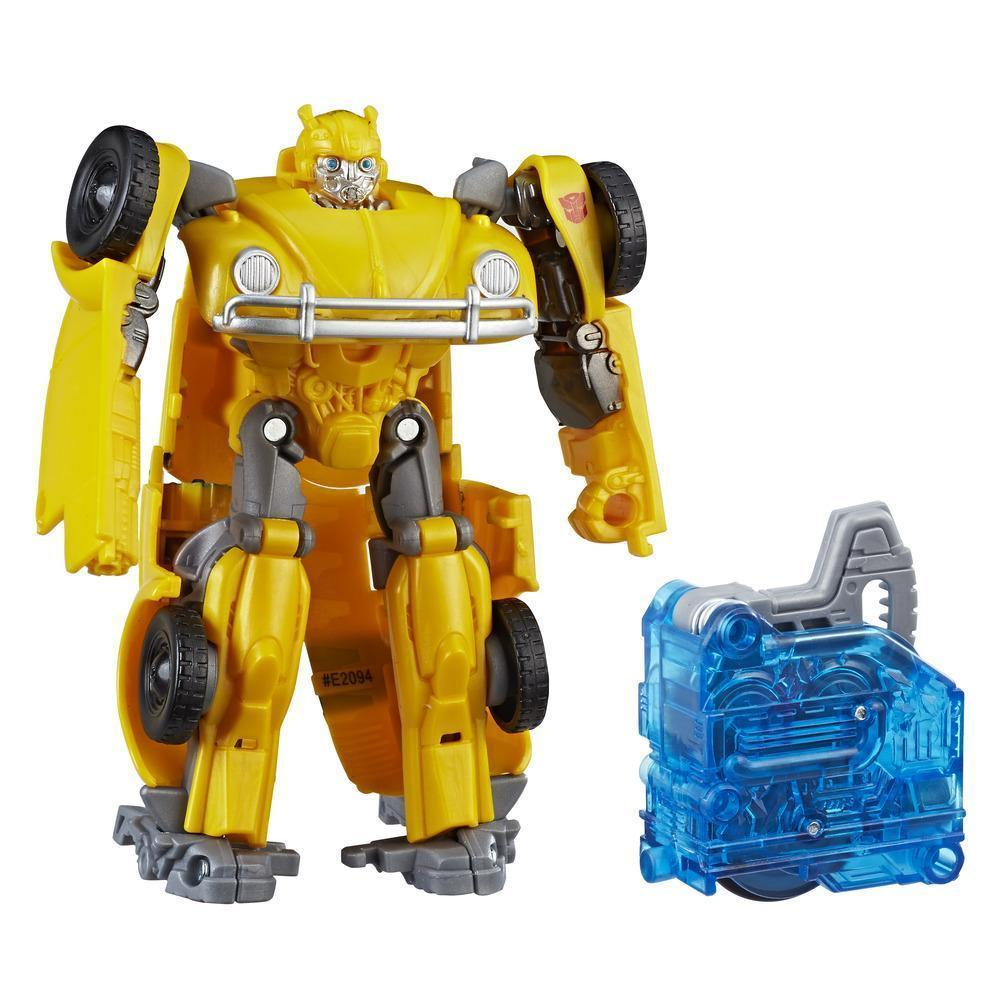 Трансформер Hasbro Transformers Заряд Энергона - Перевантаження Bumblebee (E2087-E2094)
