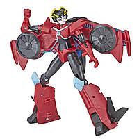Трансформер Hasbro Transformers Кибервселенная Виндблейд (E1884-E1905), фото 1