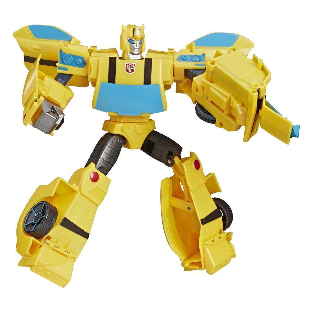 Трансформер Hasbro Transformers Кибервселенная Bumblebee (E1885-E3641)