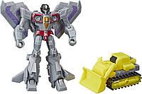 Трансформер Hasbro Transformers Кибервселенная Алмазная броня Спарк Армор Старскрим (E4219-E4298), фото 1