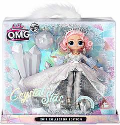 Lol OMG Crystal Star Winter Disco ( ЛОЛ кукла ОМГ Кристал Стар Зимнее Диско )