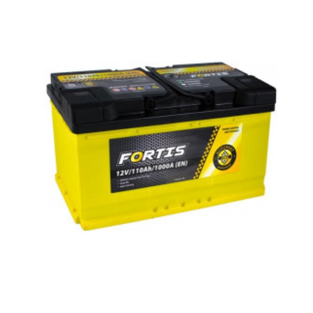 АКБ 6 ст 110 А (1000EN) (0) AutoPart FORTIS Євро