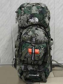 Туристический рюкзак THE NORTH FACE 60 литров