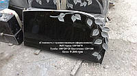 Памятник гранитный двойной