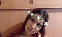 """Универсальный венок для девушек для волос """"Торжество"""", фото 1"""