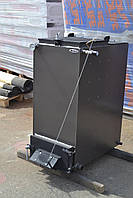Шахтный котел Холмова ЛЮКС - 10 кВт. Длительного горения!