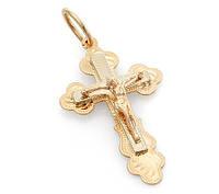 Как выбрать мужской позолоченный крестик?