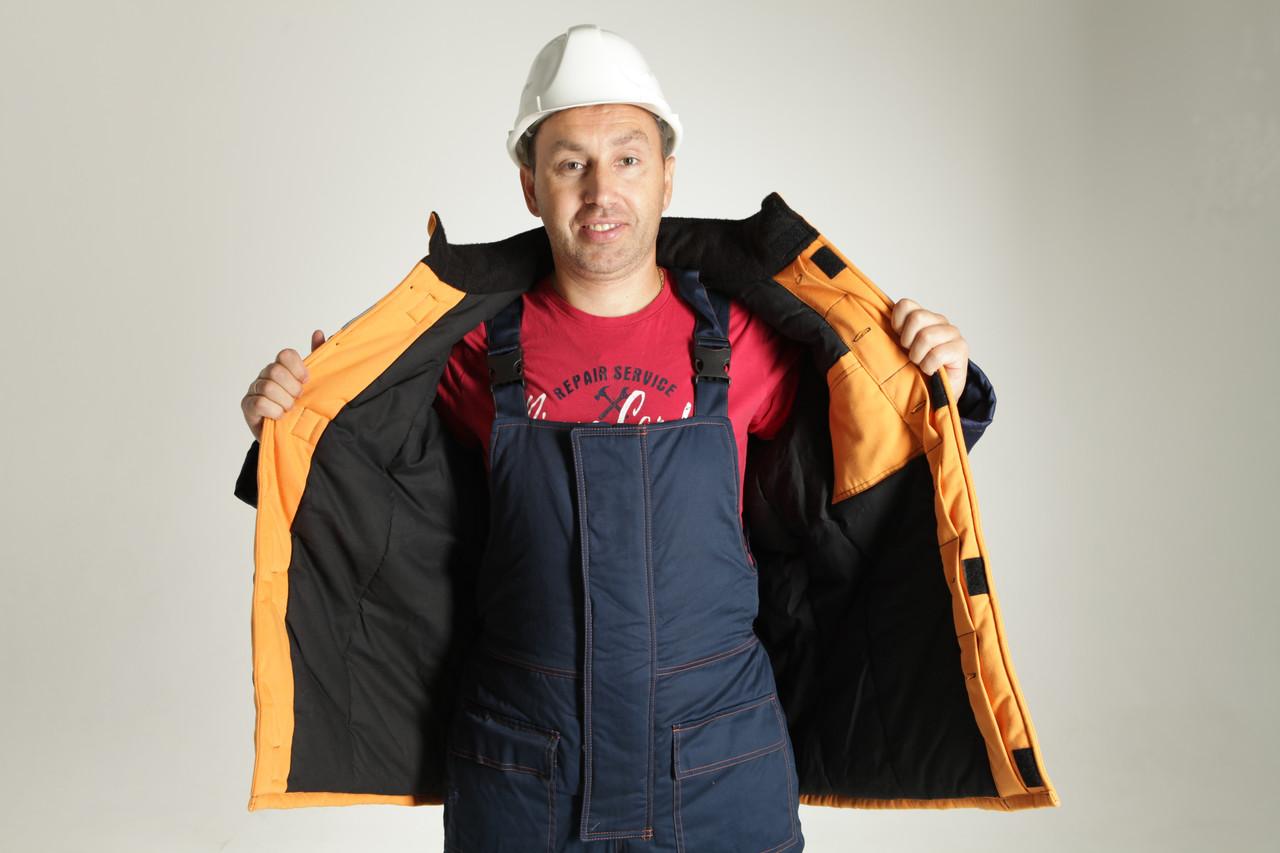 Куртка утепленная зимняя Колийник