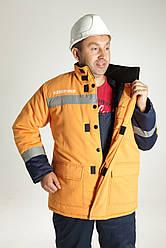 Куртка утепленная зимняя Путеец, спецодежда