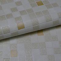 Обои, на стену, светлые, мозаика,  виниловые, 81033BR13, супер мойка, 0,53*10м