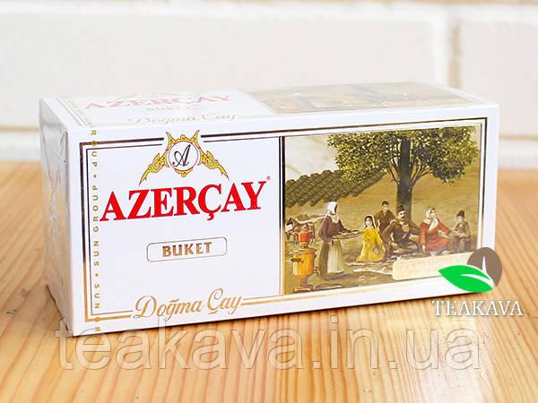 Azercay Buket Dogma Cay 2г*25 шт (черный чай в пакетиках)