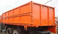Изготовление, модернизация  кузовов для зерновозов