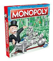 Настольная игра Hasbro Классическая Монополия на украинском языке (C1009-657)