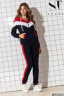 Женский теплый спортивный костюм  ОС905 (норма), фото 1