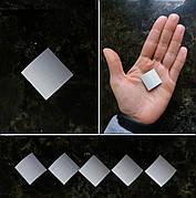 Светоотражающая наклейка, отражатель, Ромб-квадрат 2,5х2,5 см
