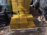 Тактильна полімерпіщана  плитка, фото 2