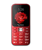 Мобильный телефон Sigma mobile X-Style 32 Boombox red (официальная гарантия)
