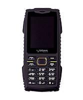 Телефон Sigma mobile X-treme AZ68 black, фото 1