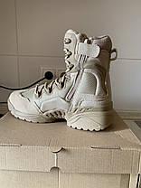 Всесезнные ботинки берцы на змейке Magnum Spyder Zhanlang, фото 3