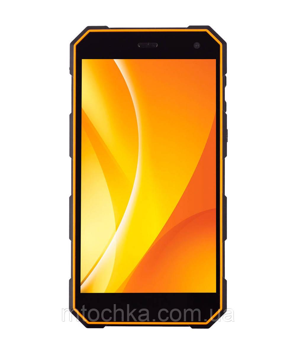Телефон Sigma mobile X-treme PQ24 black-orange