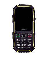 Телефон Sigma mobile X-treme ST68 black yellow