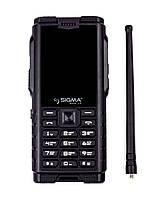 Телефон Sigma mobile X-treme DZ68 black (4500mAh), фото 1