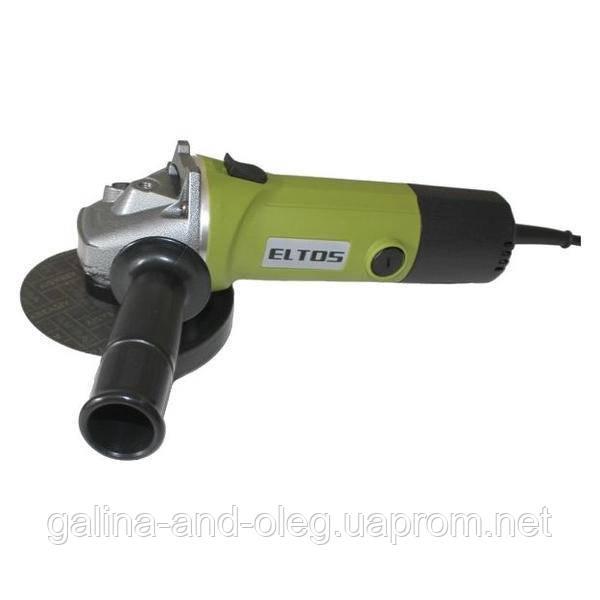 Угловая шлифмашина Eltos - 1300 Вт, 125 мм ELMSU1300