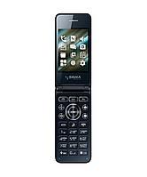 Телефон Sigma mobile X-Style 28 Flip blue (официальная гарантия), фото 1