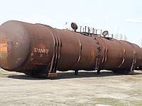 Б У железнодорожная металлическая Бочка цистерна 160 куба для жидкостей