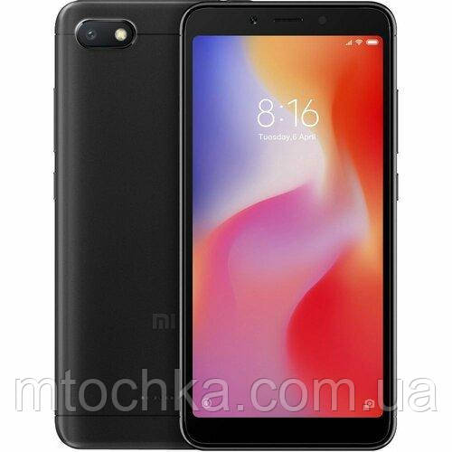 Телефон Xiaomi Redmi 6A 2/16 GB Black, фото 1