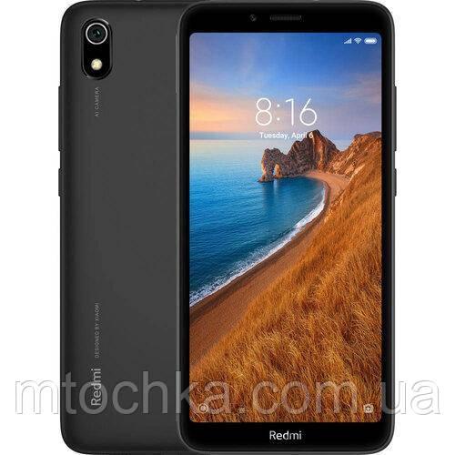 Телефон Xiaomi Redmi 7A 2/16 GB Matte Black