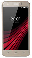 Телефон Ergo B506 Intro Dual Sim Gold, фото 1