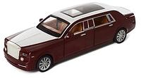 Игрушечный инерционный металлический лимузин Rolls-Royce AS-1985