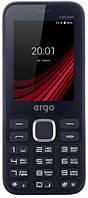 Телефон Ergo F243 Swift Blue, фото 1