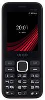 Мобильный телефон Ergo F243 Swift Black, фото 1