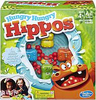 Игра Голодные бегемотики Friends Hungry Hungry Hippos Game Hasbro, фото 1