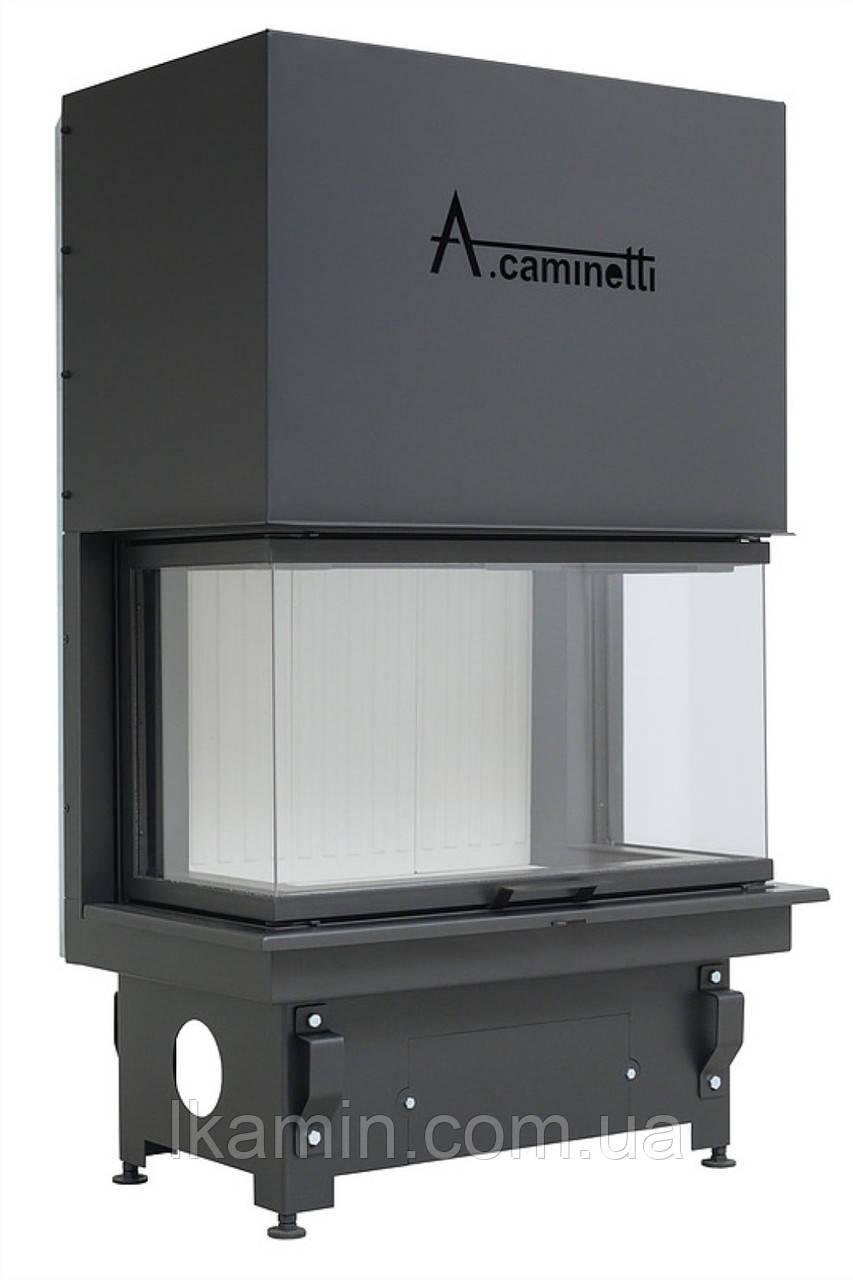 Каминная топка A.caminetti CRYSTAL 90 MAX